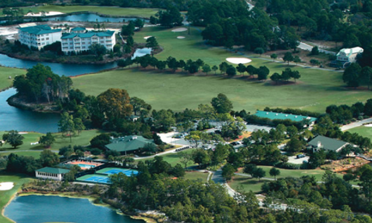 St. James Bay is one of the top golf courses in the Southeast