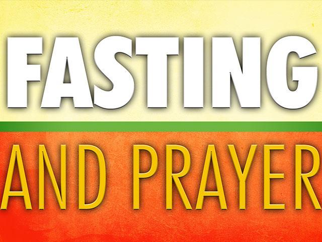 God's Fasting Plan